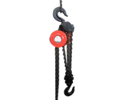 Ring chain electric hoist